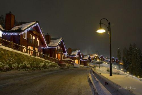 Праздник зимой