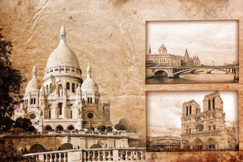 Архитектурный коллаж - изображение 1