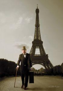 Джентльмен в Париже