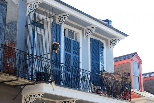 Будинок в Новому Орлеані