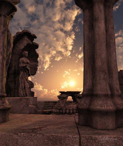 Древние руины - изображение 1