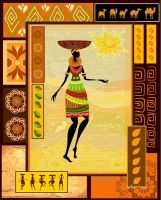 Африканський мотив