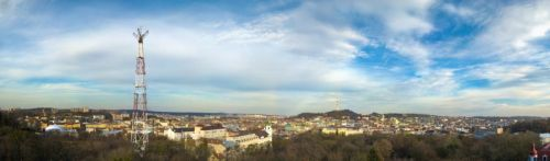 Панорамма Львова