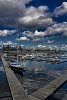 Старый порт Монреаль, Квебек Канада