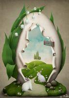 Сказочное яйцо