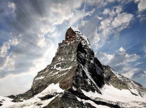 Маттерхорн - швейцарские Альпы