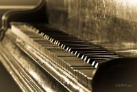 Старое пианино