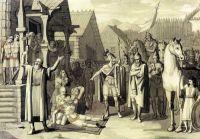 Смерть Олега, князя древлянского