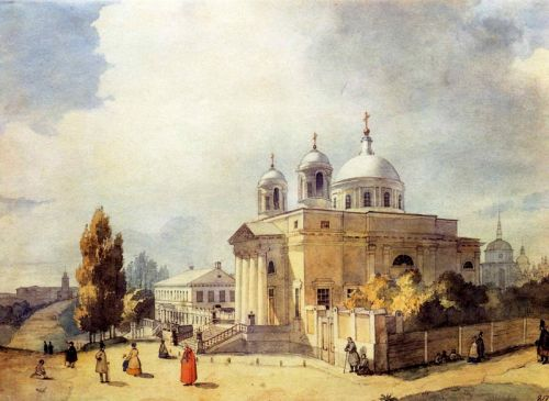Костел св. Александра в Киеве