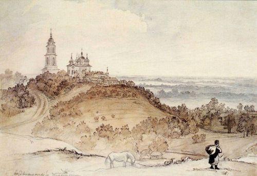 Воздвиженский монастырь в Полтаве - изображение 1