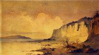 Крутой берег Аральского моря