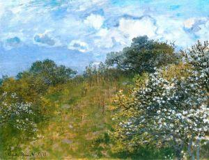Моне Клод Весна