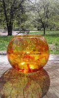 Огонь Прометея (ваза)