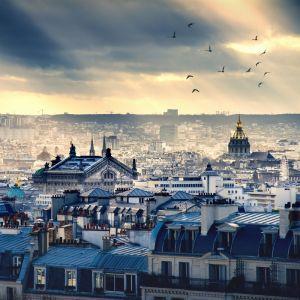Фотокартины для интерьера Париж