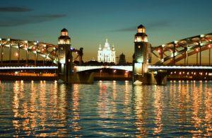 Санкт-Петербург, Белые ночи