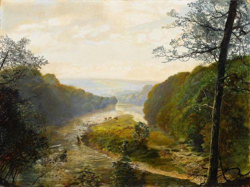 Долина Уорф с башней Бардена