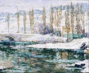 Лоусон Эрнест Winter