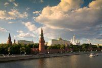 Башни Кремля в Москве