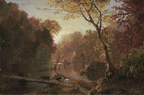 Осінь в північній Америці