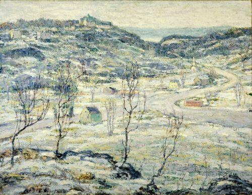 Harlem Valley, Winter
