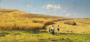 Українське мистецтво Урожай в Україні
