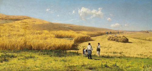 Урожай в Украине