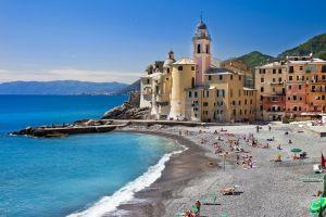 Фотокартины для интерьера Лигурийское побережья. Италия