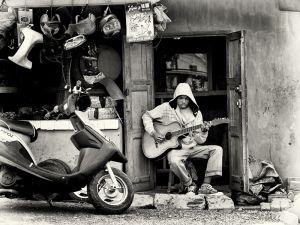 Уличный музыка