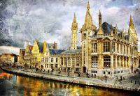 Готична Бельгія