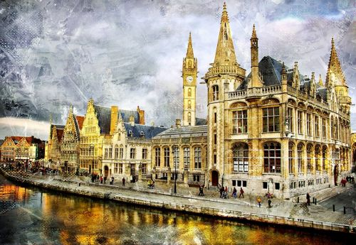 Готическая Бельгия - изображение 1