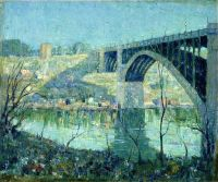 Spring Night, Harlem River