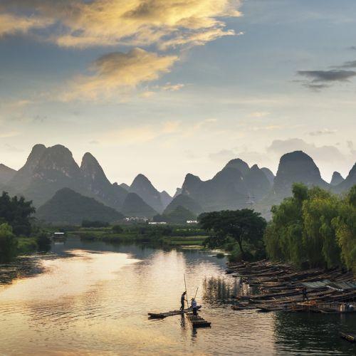Гуйлинь в Китае 2