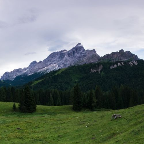 Итальянские Альпы