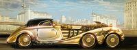 Золотий автомобіль