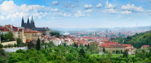 Панорама Праги - изображение 1