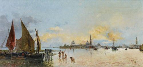 Vista de Venecia - изображение 1