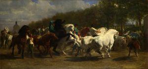 Бонер Роза Ярмарка лошадей