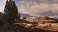 Гірський буйвол