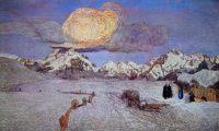 Альпийский триптих, Смерть