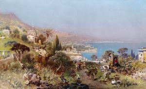 Аллот Роберт Суета в южном порту