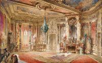 Salon im Makartstil