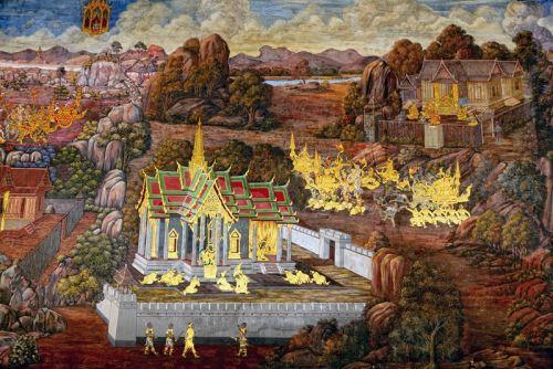 Дворец искусств, Тайланд