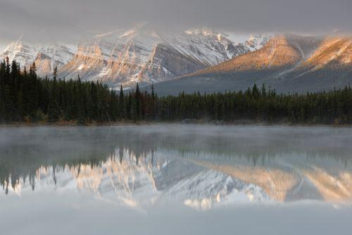 Озеро Герберт, Канада