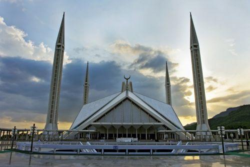 Мечеть Фейсал