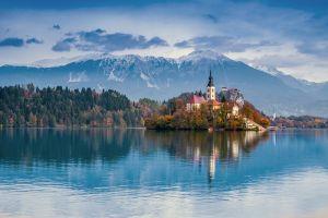 Озеро Блед, Словения, Европа