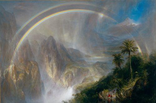 Сезон дождей в тропиках