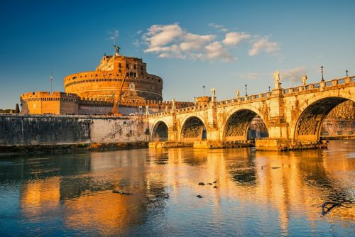 Крепость Сант-Анджело, Рим