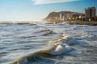 Морской пейзаж, Город Пезаро, Италия
