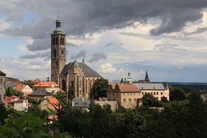 Храм святого Яна в городе Кутна Гора, Чехия