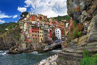 Деревня Риомаджоре, Чинкве Терре, Италия